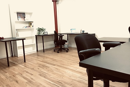 Brooklyn Creative League - Private Office for 4-6