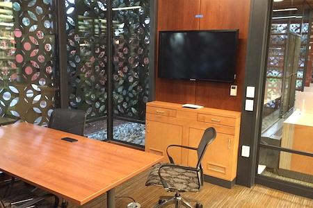 Palo Alto City Library - Rinconada Branch - Crescent Park Room