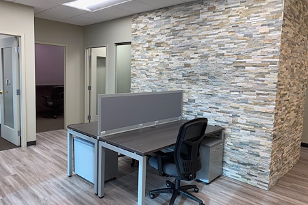Intelligent Office - Rockville, Maryland - NEW Dedicated Work Station - 50% OFF FIRST MONTH