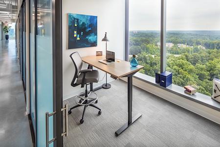 Serendipity Labs Carmel - Midtown - Dedicated Desk