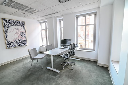 Oval Offices DC - Suite 305