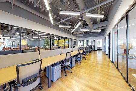 Venture X | Palm Beach Gardens - City Centre - Dedicated Desk