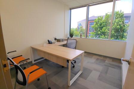 Office Evolution - Woodbridge/Metropark - Window Office at Office Evolution