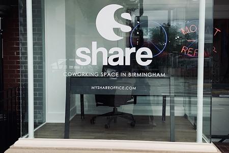 Share Birmingham's - Share Membership