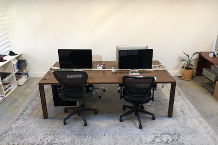 Tecotto Coworking Space - Desk Space