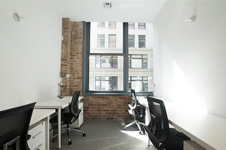 The Yard: Flatiron South - 4-Person Private Office with windows