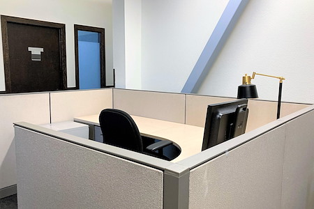 Office Evolution - Fort Collins - 3rd Floor Dedicated Desk