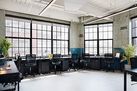 Bond Collective Greenpoint - 9 Desk Private Windowed Office