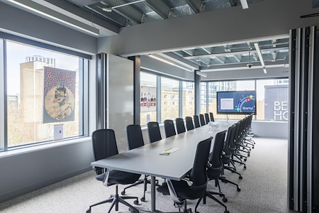 London Connectory - Dont' Be Boardroom