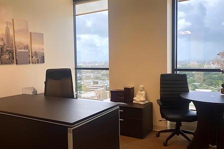 Empire Executive Offices - Private Office 1735 Ocean & MIA views
