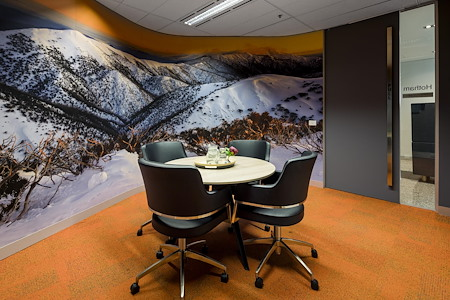 workspace365 - 330 Collins Street - Hotham   4 Person Meeting Room