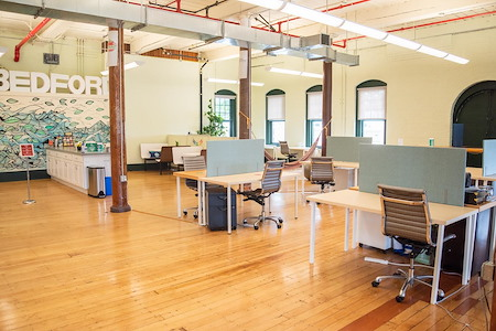 Groundwork - Dedicated Desk