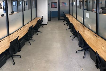 Mindspace SF 575 Market LLC - 10 workstation office