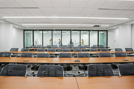 District Offices Ronald Reagan Building and ITC - International Room
