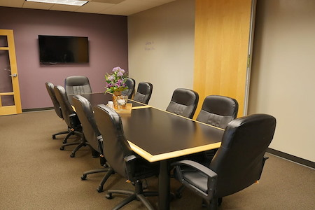Intelligent Office - Rockville, Maryland - Large Conference Room