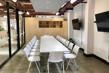 Higher Spaces - Meeting Room 1