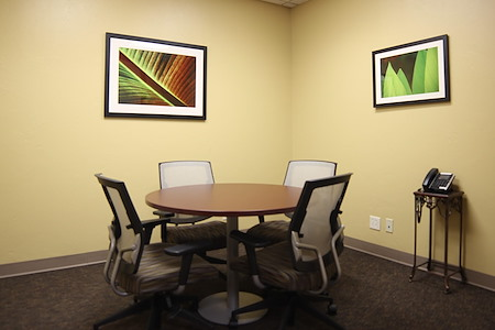PC Executive | Union Plaza Business Center - Small Conference Room