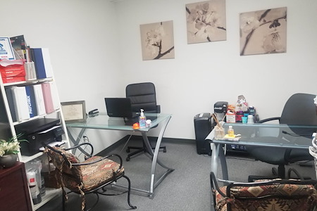 SUDS Commercial and Residential Cleaning - Dedicated Desk 1