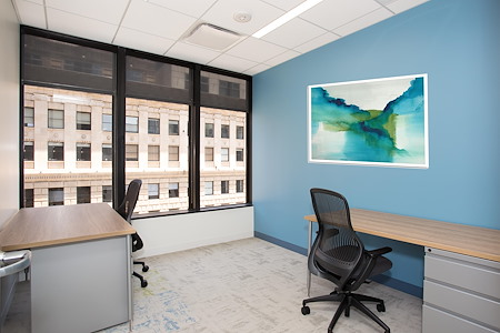 Carr Workplaces - DTLA - All-Inclusive 2-Person Space