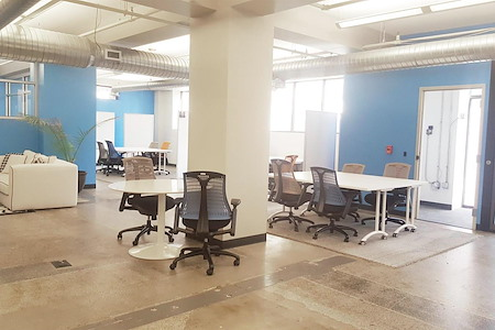 PopBookings - Fully Furnished Downtown Office Space