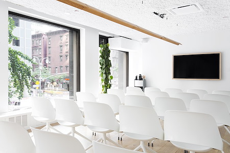 Meet in Place - Midtown, NYC - Grand Conference Room #12 / Theatre