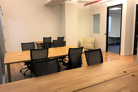 Coalition Space | Flatiron - 3 offices with option to add more