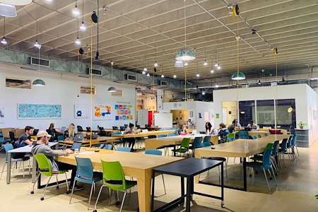 The LAB Miami - Coworking Space