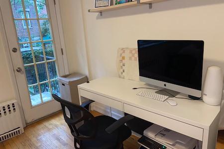Codi - Bright apt with a garden - Open Workspace
