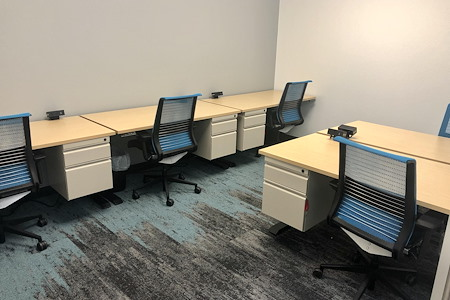 Innovation WorkSpaces - 5 Desk Private Office - 2 Available