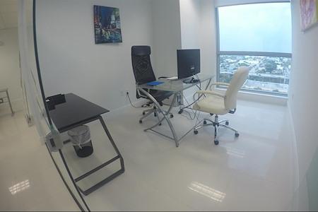Funding Wonder - Office Suite 1