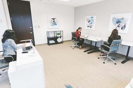 WorkSuites-Allen - ExecutiveSuite - Interior