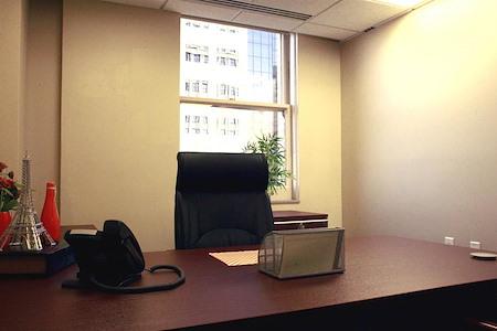 Office Evolution - Walker Center - Private Office 509