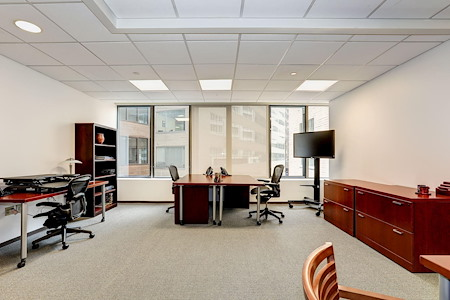 Carr Workplaces - Pennsylvania Avenue - Office 215