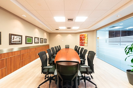 Crown Center Executive Suites (CCESuites) - After Hours - Miami Meeting Room