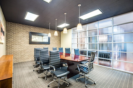 WORKSUITES | Houston Uptown - Conference Room 2