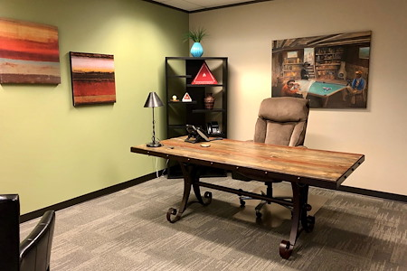 Tag Team Design - Furnished Office 2