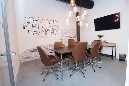 THRIVE Coworking - Alpharetta East - The Bricks (Conference Room)