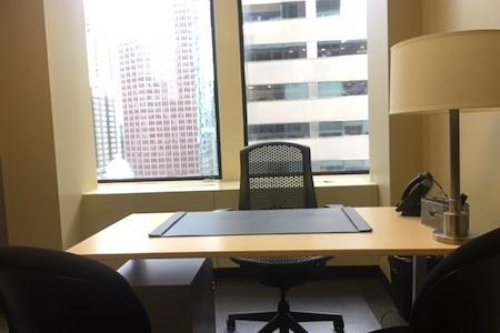Intelligent Office Philadelphia - Windowed Office #2