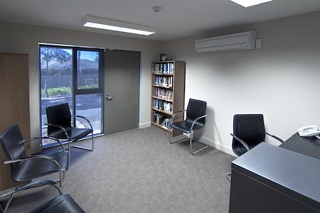 The Planetshakers Centre - Office
