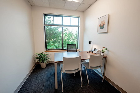 Intelligent Office Boulder - Executive Office 2 (Sales)