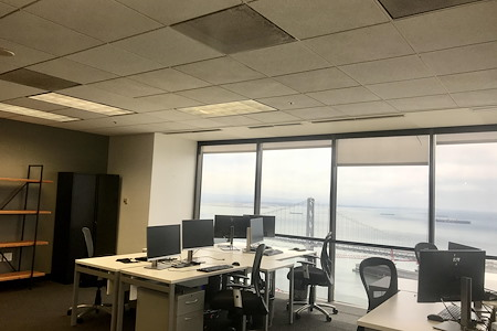 Regus | One Market Street - Large Corner Window w/ 1st 2 mo FREE