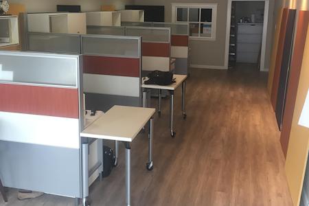 San Carlos Office Space
