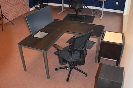 Saratoga Springs - Avalanche Cannon - Dedicated Desk 1-4
