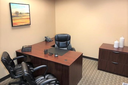 Orlando Office Center at Sand Lake Road - Office 321 - Great One desk Office