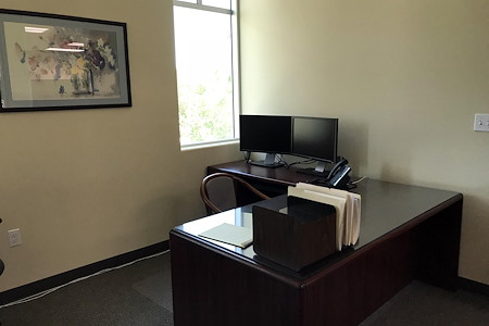 California Corporate Benefits - Private office