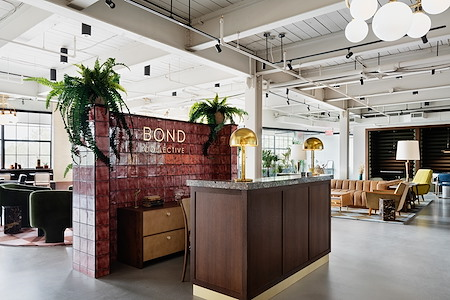 Bond Collective Greenpoint - Dedicated Desk