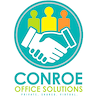 Logo of Conroe Office Solutions
