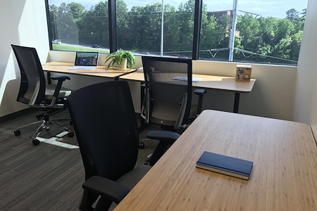 SharedSpace Dunwoody - 3 Person Private Office