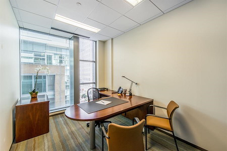 Carr Workplaces - Reston Town Center - Full time Windowed Office