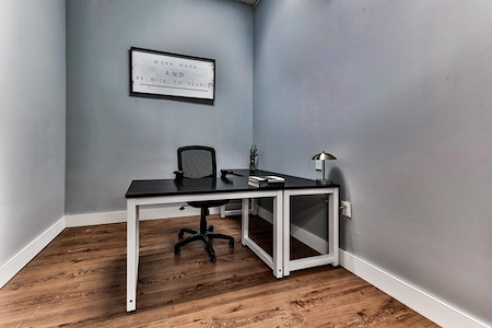 Desktop Coworking - Offices Available